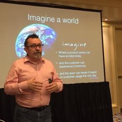 "Jeff ""Cheezy"" Morgan's Session at STAREAST"