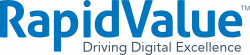 RapidValue Solutions logo
